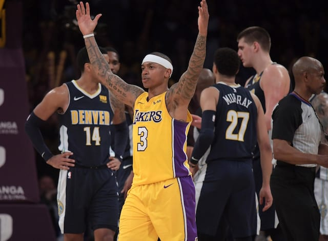Nuggets sign Isaiah Thomas