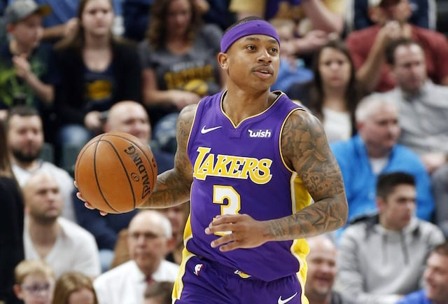 3d485c8aa5b1 Lakers Injury News  Isaiah Thomas Has Successful Hip Surgery ...