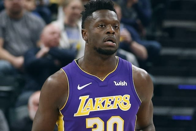 Ex-Lakers center Julius Randle joining Pelicans on 2-year, $18M deal