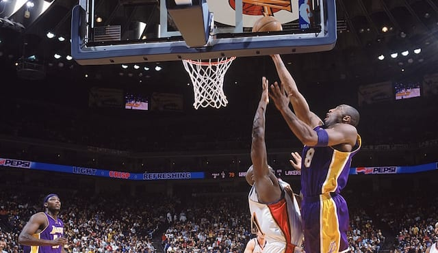 Kobe Bryant, Los Angeles Lakers, Kobe