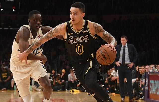 c47f898e16eb Kyle Kuzma Primed To Prove Critics Wrong (Again)
