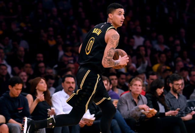 Kyle Kuzma, Los Angeles Lakers