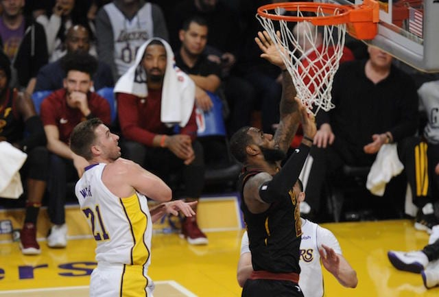 LeBron James, Travis Wear