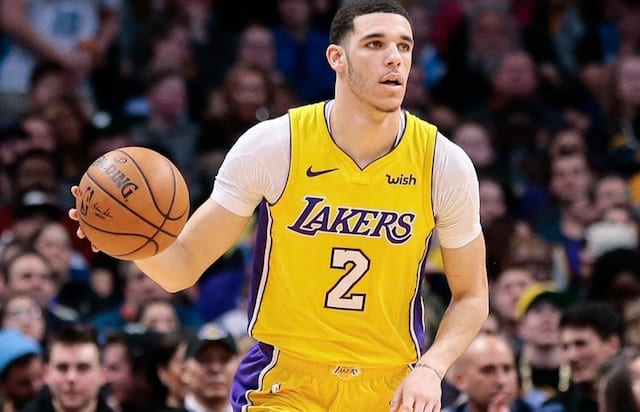 9f689e4d851f The Los Angeles Lakers used the second overall pick in the 2017 NBA Draft  to select Lonzo Ball out of UCLA