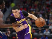 Lonzo Ball, Los Angeles Lakers