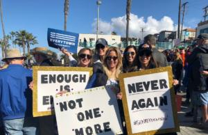 Jeanie Buss, March For Our Lives