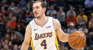 Alex Caruso, Lakers