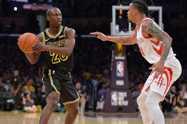 5dc7ce20eed Lakers Vs. Bulls Preview   TV Info  Andre Ingram Likely To Debut As 5-Game  Road Trip Begins