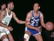 Elgin Baylor, Lakers, Celtics