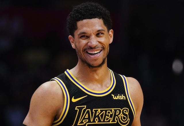 Josh Hart, Lakers