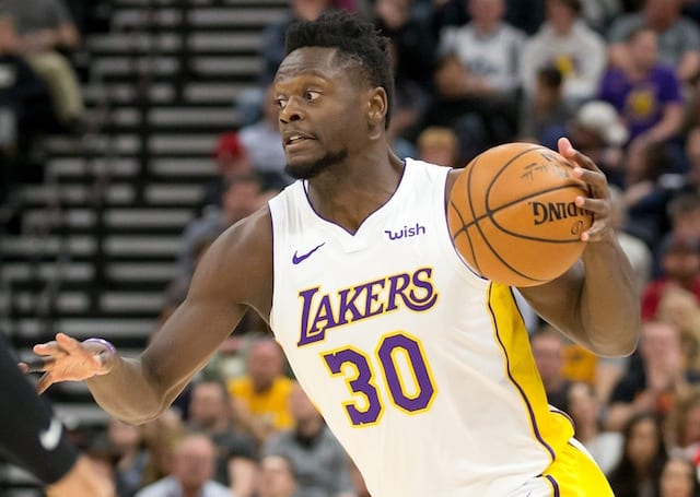 Julius Randle, Lakers