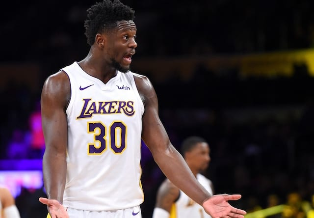 cbde7cd73 Lakers Rumors  Julius Randle Asked To Be Renounced Due To Role Change