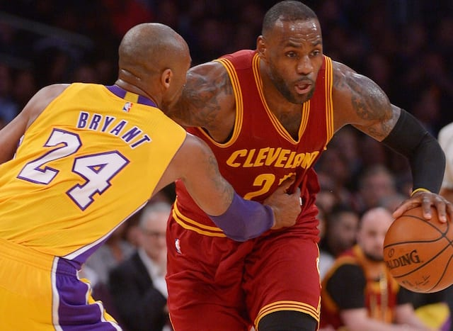 ccaf6486c Kobe Bryant Felt Lebron James Needed To Do Less In 2018 NBA Finals ...