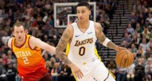 Kyle Kuzma, Los Angeles Lakers, Kuzma, Lakers