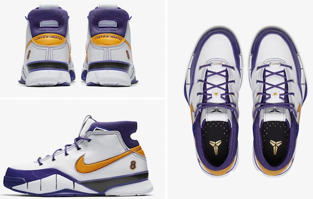 Nike Kobe 1 Protro Final Seconds Releasing April 14 To Begin