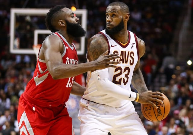 e67b0930ab49 LeBron James Passes Kobe Bryant For Most All-NBA First Team Selections