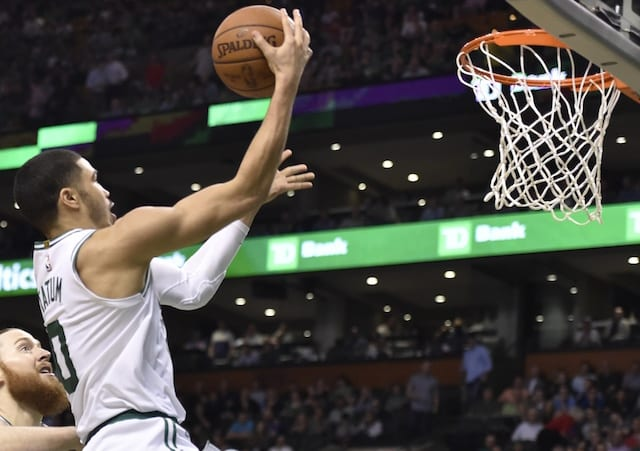 2018 Bryant NBA Playoffs  Kobe Bryant 2018 Analyzes Celtics' Jayson Tatum In   2a3532