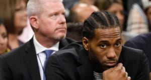 Kawhi Leonard, Spurs, Lakers
