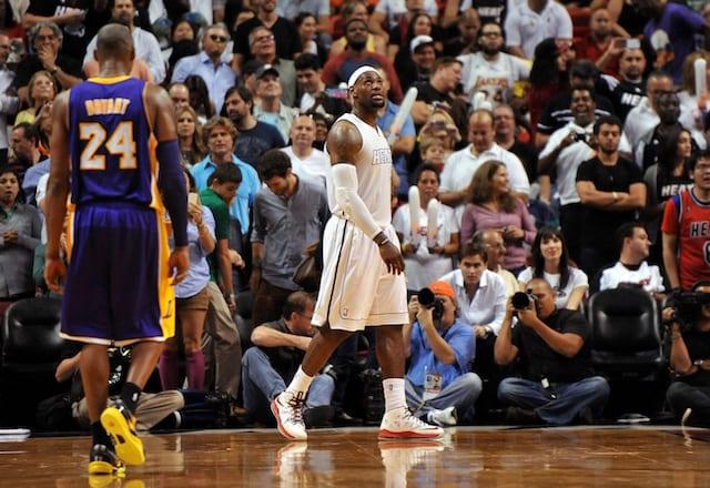 3e289c0c8 Lakers News  Kyle Kuzma s Dream NBA Finals Matchup Features Kobe ...