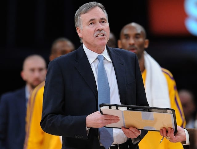Kobe Bryant, Mike D'Antoni, Lakers