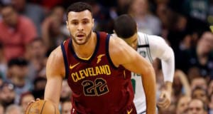 Larry Nance Jr, Lakers, Cavaliers, NBA Finals