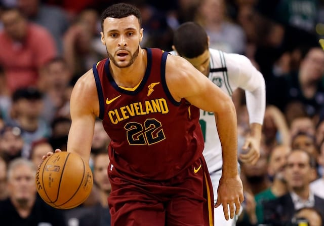 1c4755f277dc 2018 NBA Finals  Larry Nance Jr. Reflects On Being Teammates With Kobe  Bryant And LeBron James