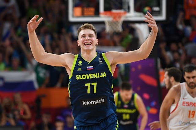 Luka Doncic, Lakers, 2018 NBA Draft