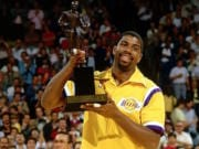 Magic Johnson, Los Angeles Lakers, NBA MVP