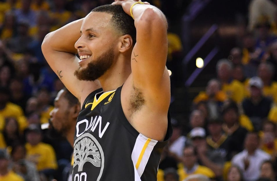 2018 NBA Playoffs: Kobe Bryant 'Detail' Curse Claims Warriors, Stephen Curry As Latest Victim