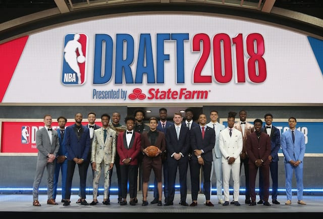 2018 NBA Draft Order: Suns Take DeAndre Ayton 1st Overall ...