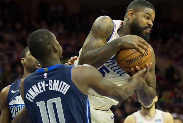 Amir Johnson, Lakers