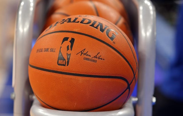National Basketball Association  aiming to complete virus-hit season by October  12