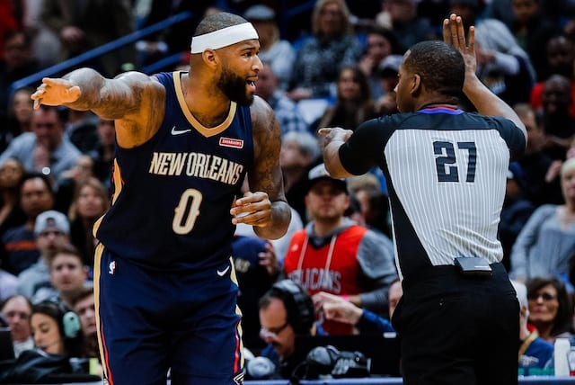 e2e35d52ac9 NBA Free Agency Rumors  Lakers Passed On Signing DeMarcus Cousins To  One-Year Contract