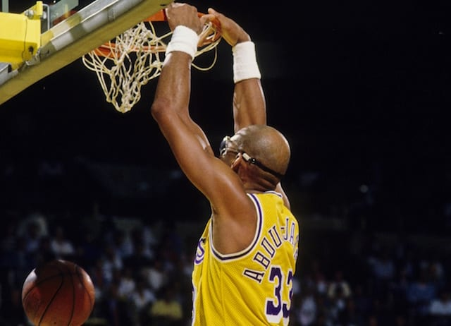 This Day In Lakers History: Kareem Abdul-Jabbar Passes Wilt Chamberlain To Become All-Time Leading Scorer