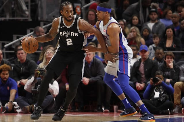 San Antonio Spurs: The breakdown between DeMar DeRozan, Raptors