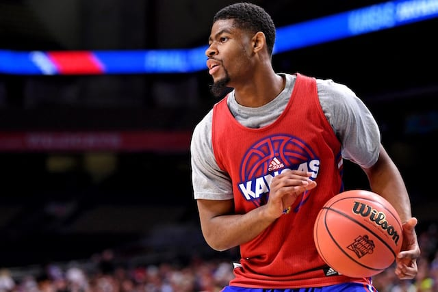 Malik Newman, Kansas, Lakers