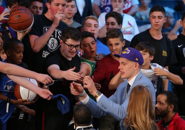 2018 NBA Draft  Rob Pelinka a5c0db45b