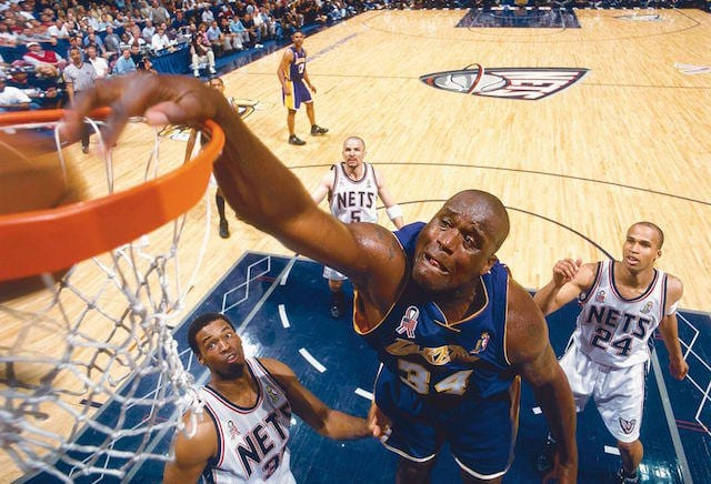 Shaquille O'Neal, Lakers