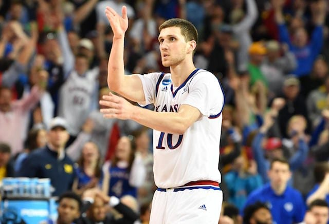 Sviatoslav Mykhailiuk, Lakers, NBA Draft