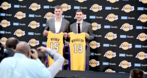 Svi Mykhailiuk, Moe Wagner, Lakers, South Bay Lakers