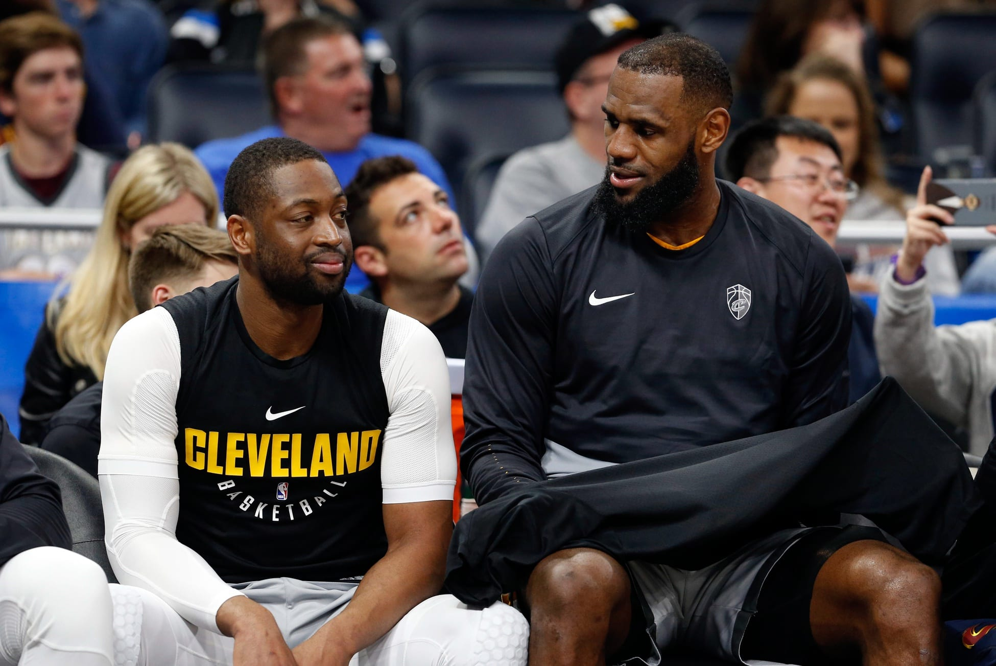 0a8be6f761ef Lakers News  Dwyane Wade Looking  Forward  To Last Game Against LeBron James