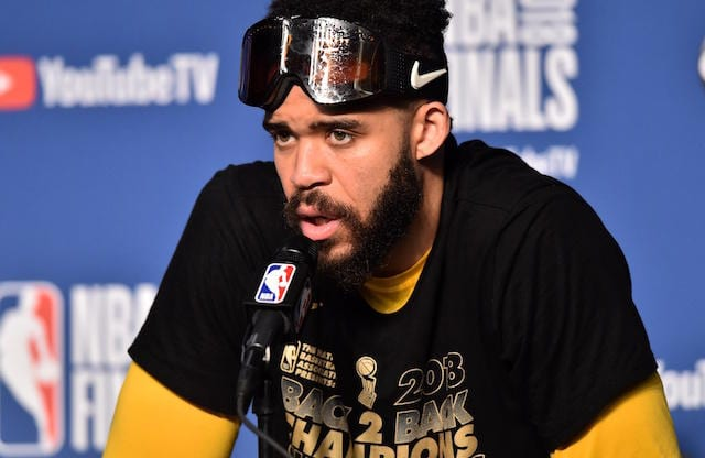 JaVale McGee, Lakers, Warriors