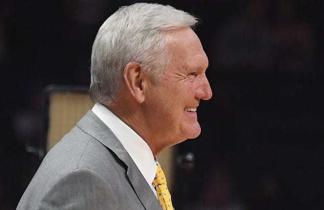 Jerry West, Lakers, Clippers