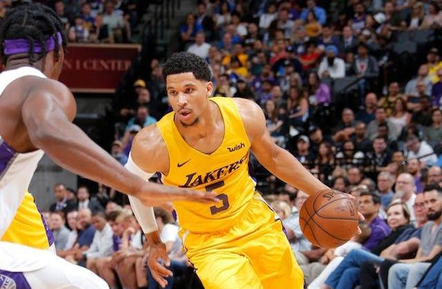 Josh Hart, Lakers, Summer League
