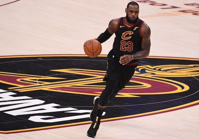 LeBron James gets 98 overall rating in National Basketball Association 2K19