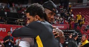 LeBron James, Josh Hart, Lakers