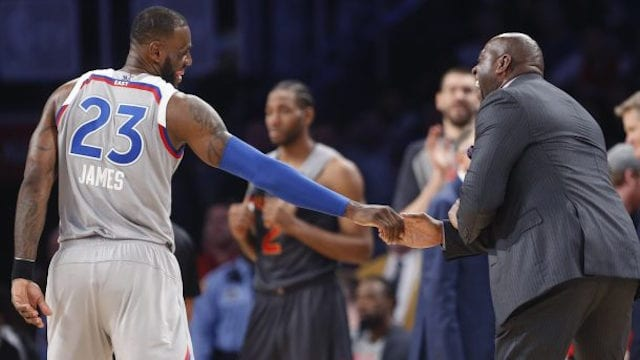 8a747574dfac Lakers Consulting LeBron James On Potential Signings And Trades
