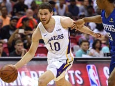 Svi Mykhailiuk, Lakers