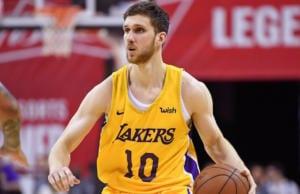 Svi Mykhailiuk, Lakers