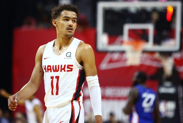 trae young - photo #16